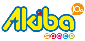 Logo AkibaSpace 10.0